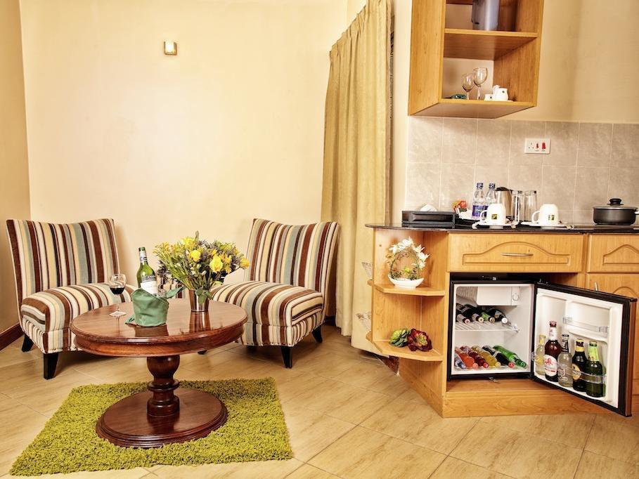 Superior Selbstversorgungs-Suite mit Kochnische (Superior Self Catering Suite with Kitchenette)
