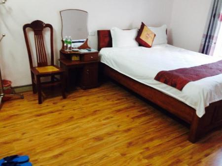 One Double Bed Room Airport View Hostel by Sapatour