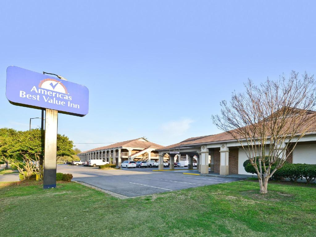 Americas Best Value Inn Oxford Anniston