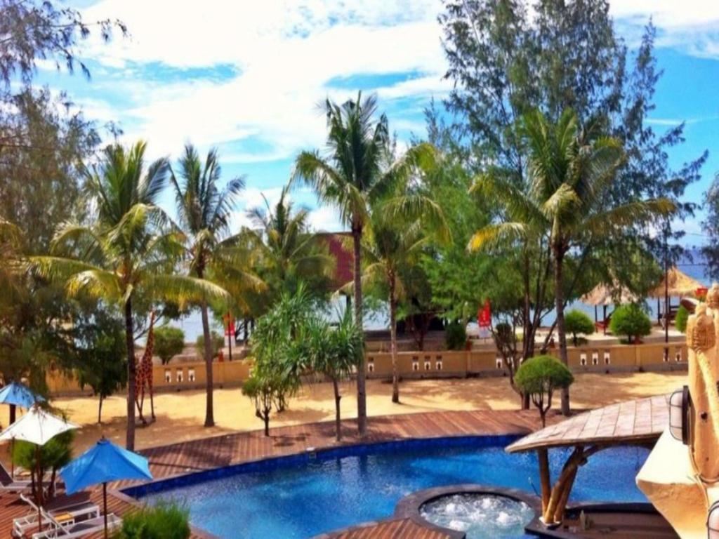 Best Price On Oceano Jambuluwuk Resort In Lombok Reviews