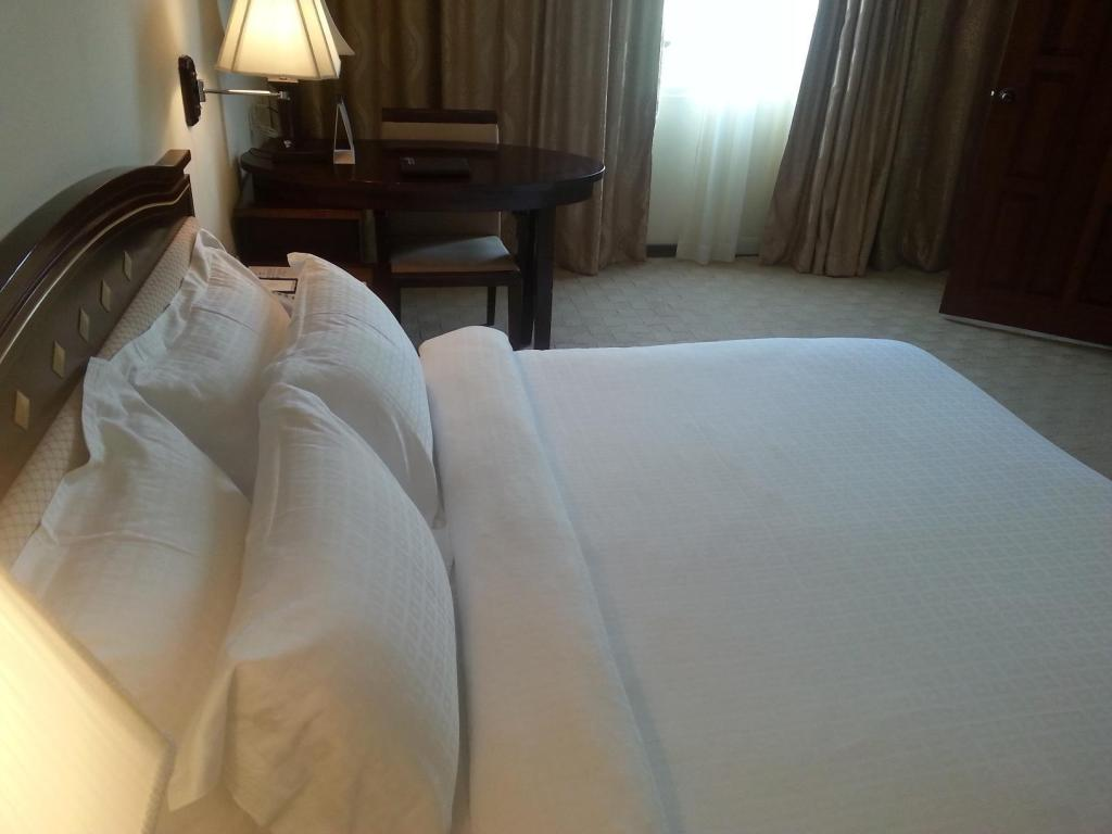 Superior Double - Bed Le President Hotel