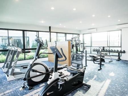 Fitness center Crystal Jade  Rayong Hotel