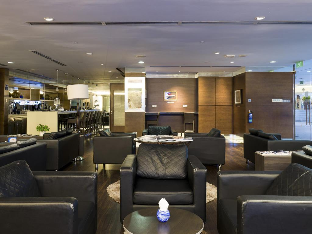 Vista interior ONE15 Marina Club