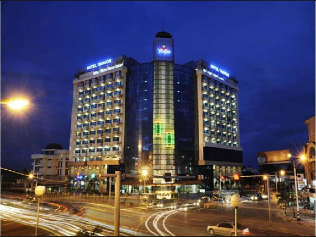 Hotel yangon in myanmar room deals photos reviews for Design hotel yangon