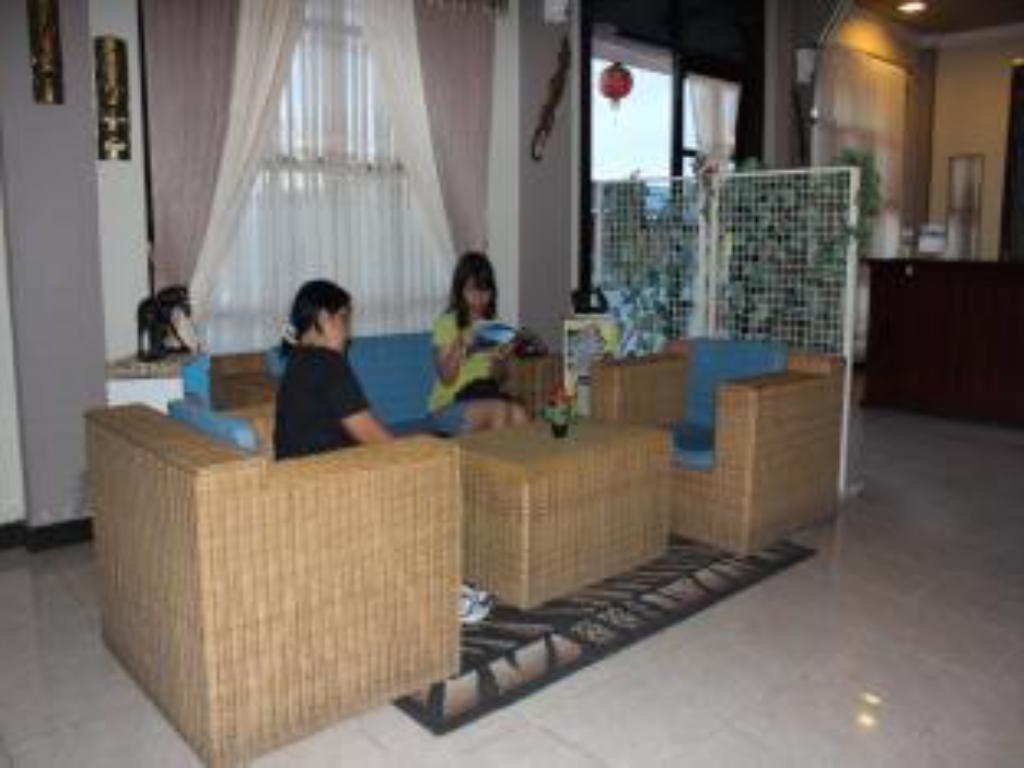 Interior view Hotel Timika Indah