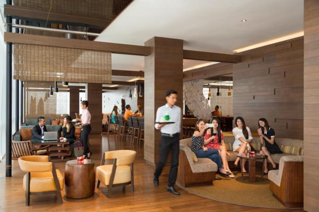 Hotel Jen Puteri Harbour In Johor Bahru Room Deals Photos Reviews