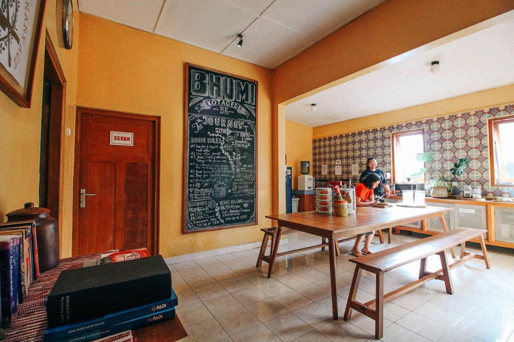 More about BHUMI Hostel