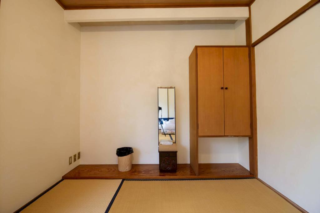 Private room for 2 Persons - Room plan Irori Guest House TENMAKU