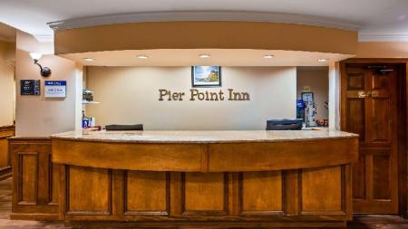 לובי Best Western Pier Point Inn