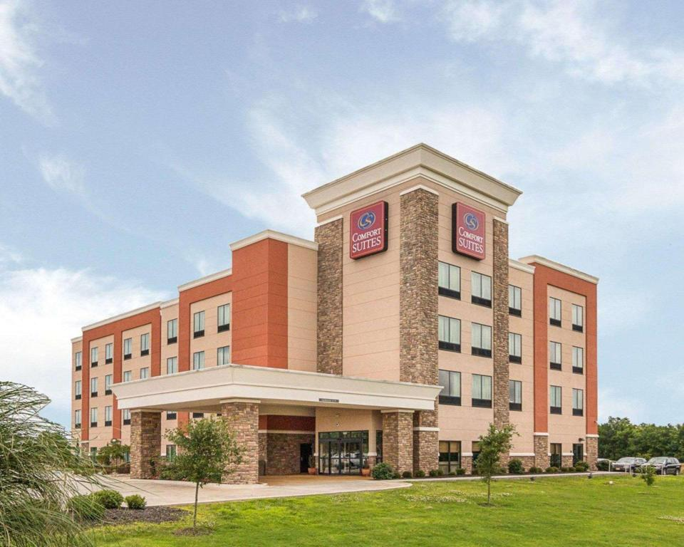 Comfort Suites Bossier City Shreveport East In Bossier City La Room Deals Photos Reviews