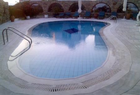 Swimming pool [outdoor] Zannis Hotel
