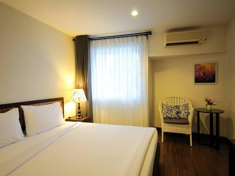 Superior Room Only Double Room