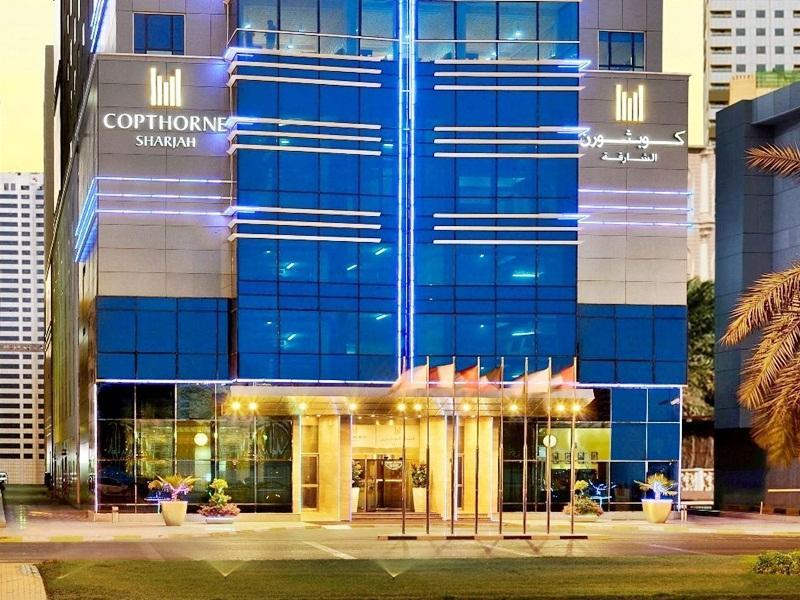 Hotel Copthorne Hotel 4 Sharjah UAE, Sharjah: photos and reviews 28