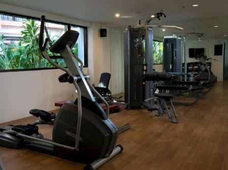 Fitness center Park Regis Kuta Hotel