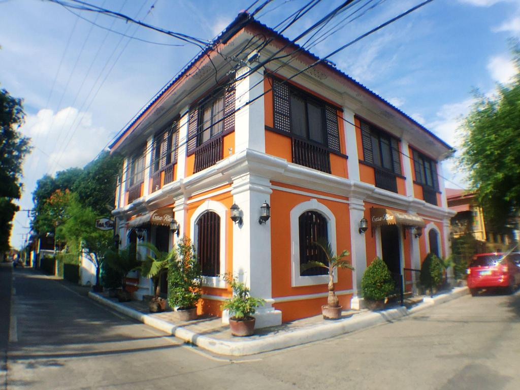 More about Casa Rica Hotel