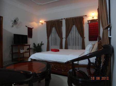 Double with Fan Comfort Guesthouse