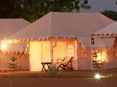 Exterior view & Best Price on Royal Tent Pushkar in Pushkar + Reviews!