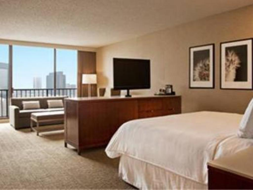 Standard - Quarto de hóspedes The Westin Oaks Houston at the Galleria