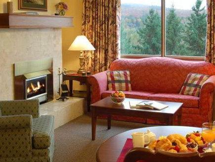 Two Double Beds Suite with Resort View - Summit Lodge