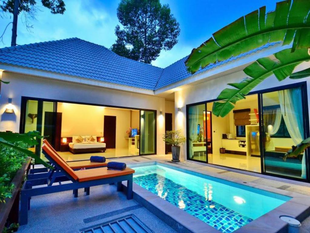 Best price on chaweng noi pool villa in samui reviews for Villas with pools