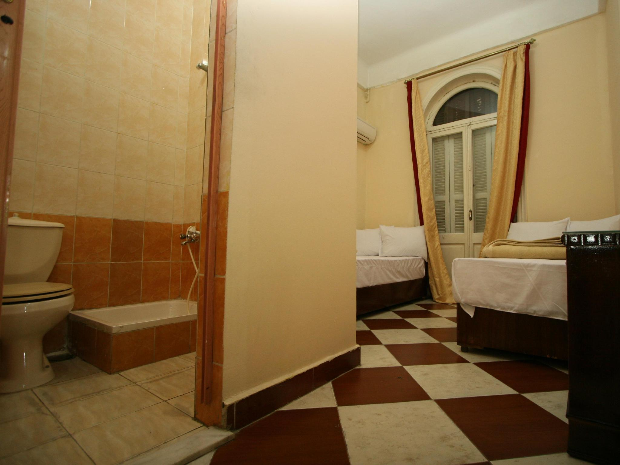 2 enkeltsenge (en suite) (Twin (en-suite) 2 Single Beds)