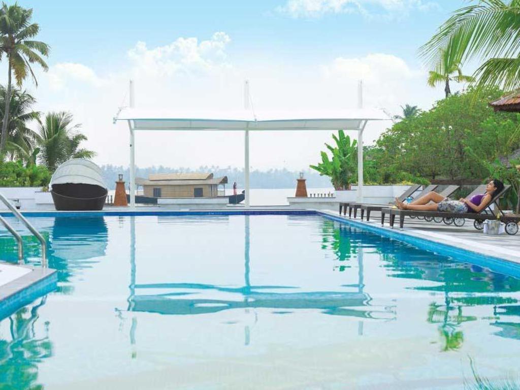 Club mahindra cherai in kochi room deals photos reviews - Club mahindra kandaghat swimming pool ...