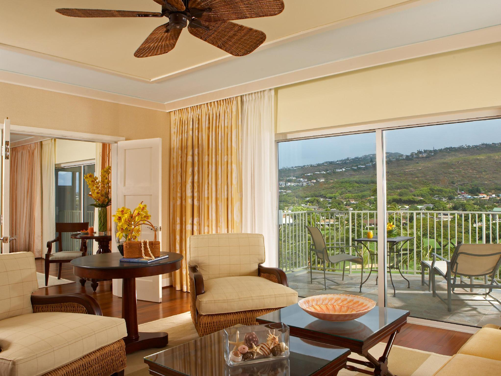 Partial Ocean View Suite