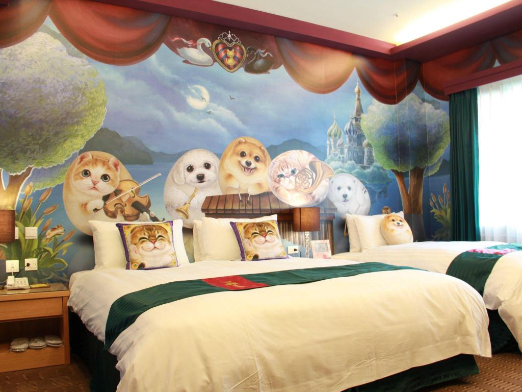 Theme Deluxe Room Yoou Shan Grand Hotel