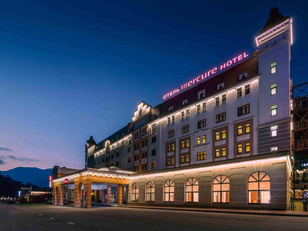 More about Mercure Rosa Khutor Hotel