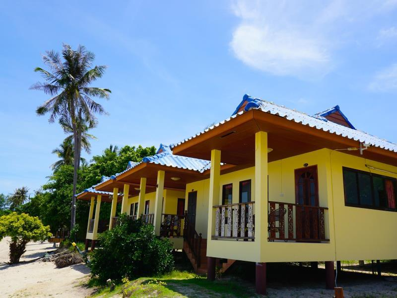 Beach Front Bungalow