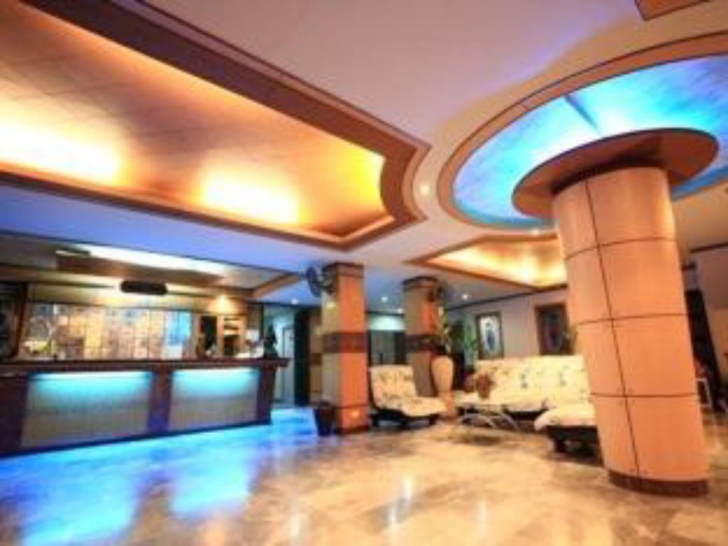 Lobby Dream Hotel Pattaya