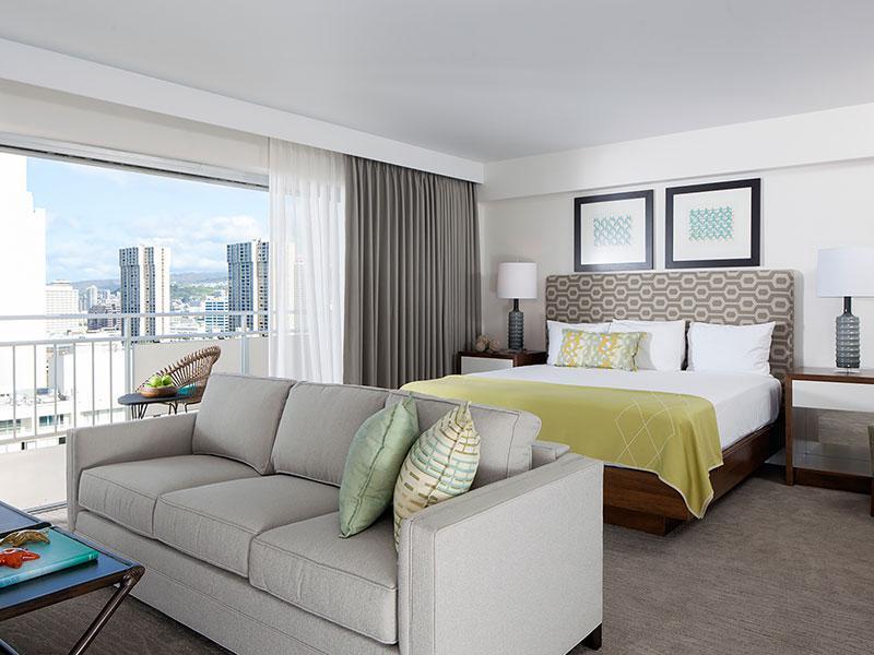 Ilikai Hotel And Luxury Suites Pool View Room Agoda