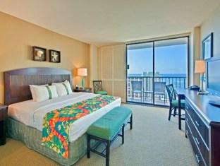 Suite Pemandangan Lautan - Katil King (Suite Ocean View King Bed)