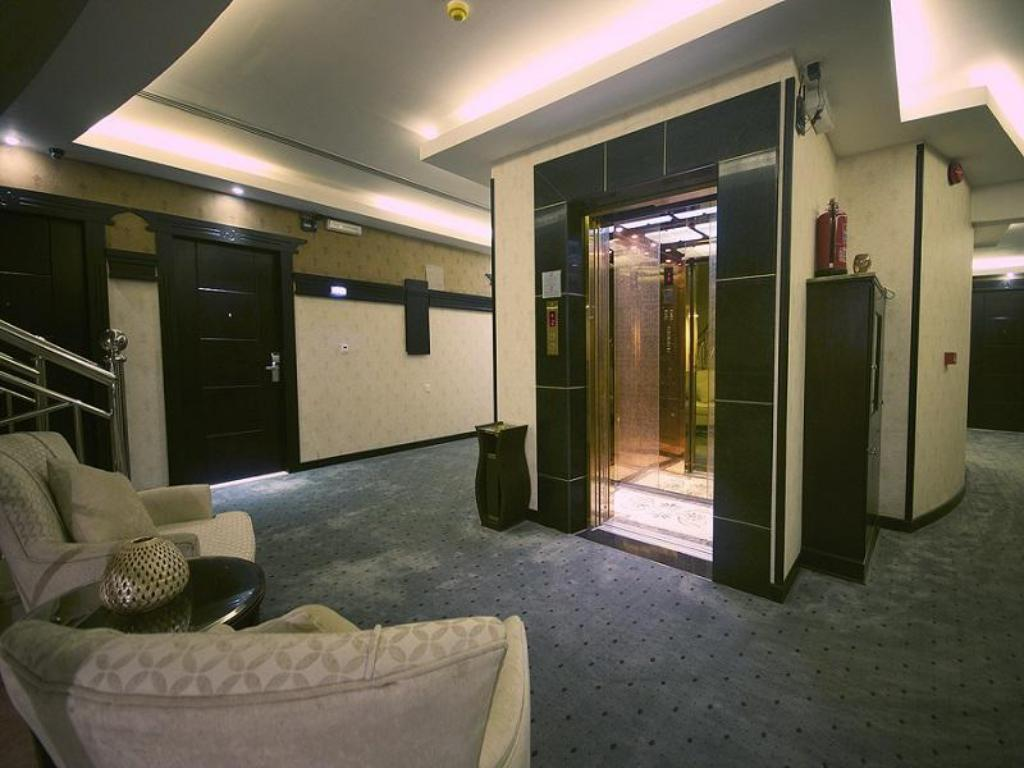 Vista interior Sanam Hotel Suites