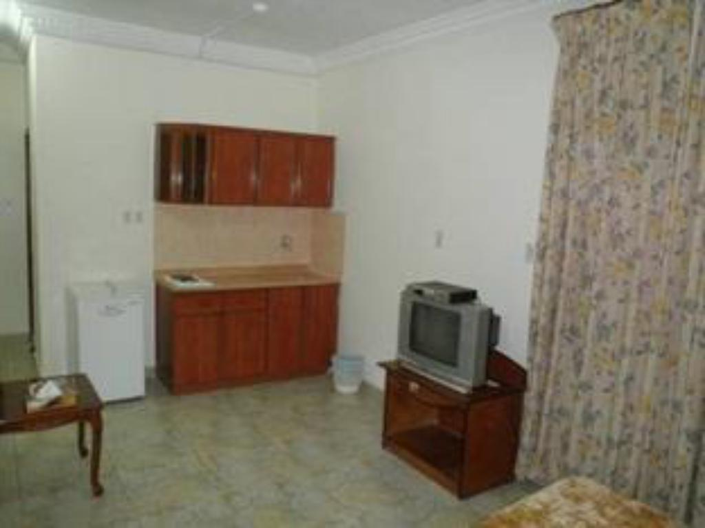 One-Bedroom Apartment - Kitchen Mawasim Al Shargayah (Al Aqrabiya) Hotel