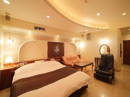Kamar Double dengan Jacuzzi Hotel Fine Garden Kyoto Minami Free Parking - Adult Only