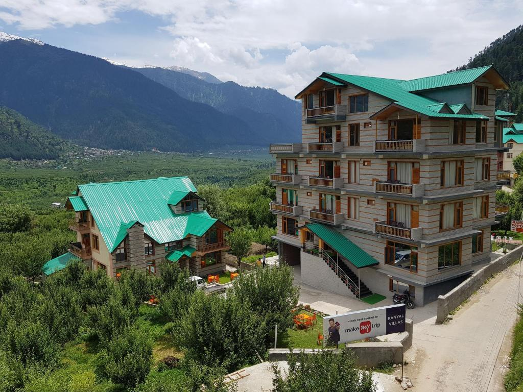 Hotel Dev Conifers Green Hotels Near Great Himalayan National Park Manali Best Hotel