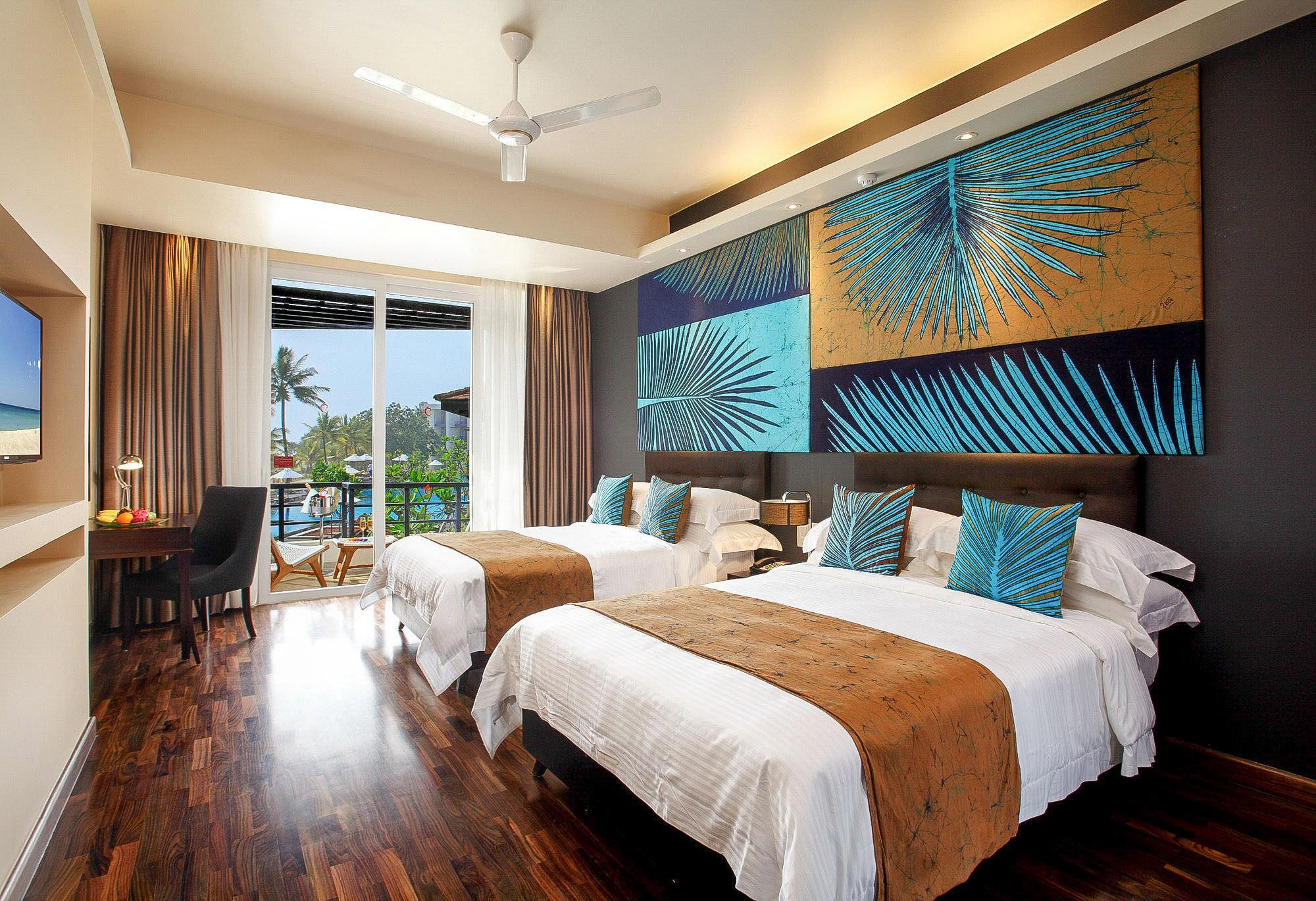 Best price on centara ceysands resort spa sri lanka in for Bedroom designs in sri lanka