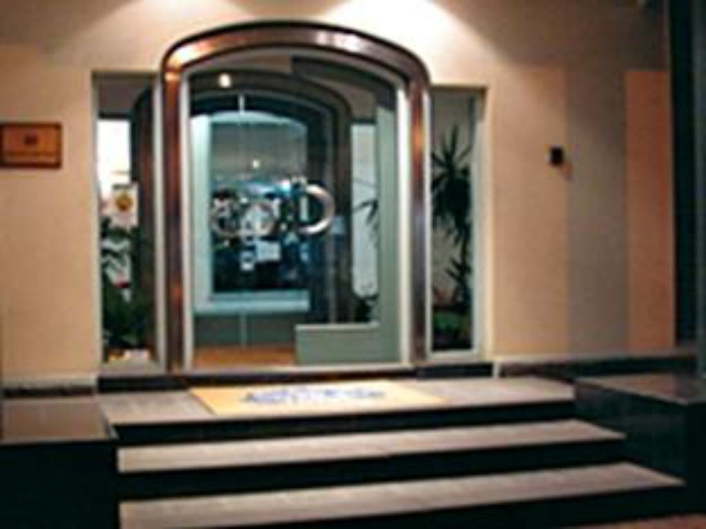 Entrance Protea Hotel Walvis Bay