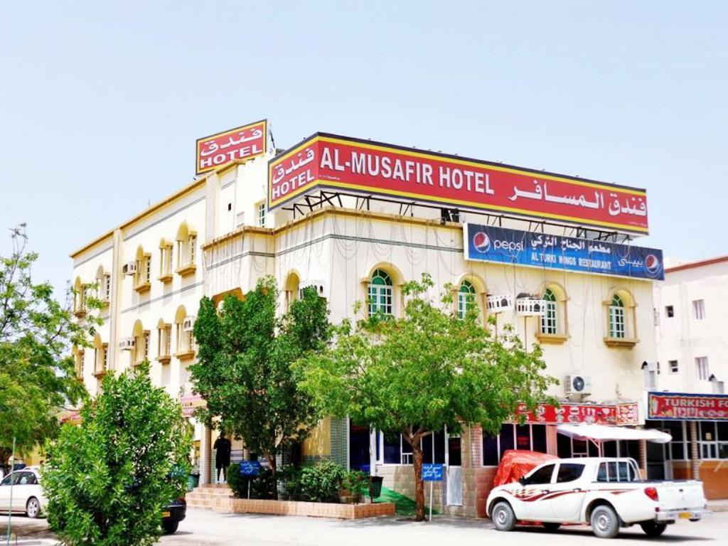 More about Al Musafir Hotel