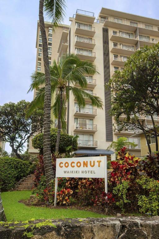 Coconut Waikiki Hotel In Honolulu Hi
