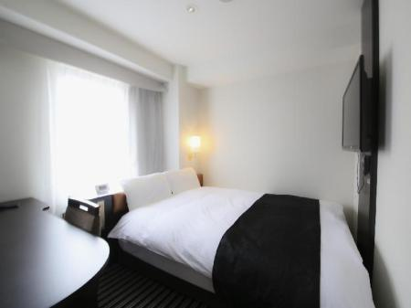 Double Room Non-Smoking - Bed APA Hotel Shintomicho-Ekimae