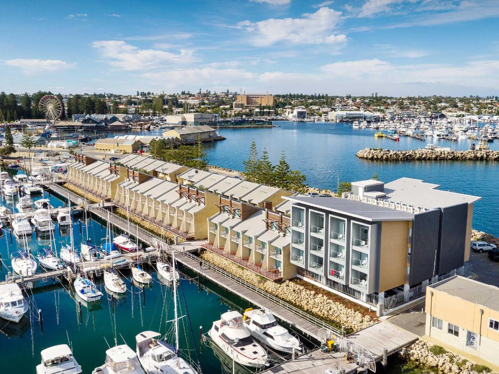 More about Be Fremantle Apartments
