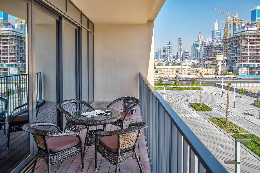 See all 42 photos Dream Inn Dubai 4BR Apartment - City Walk Downtown