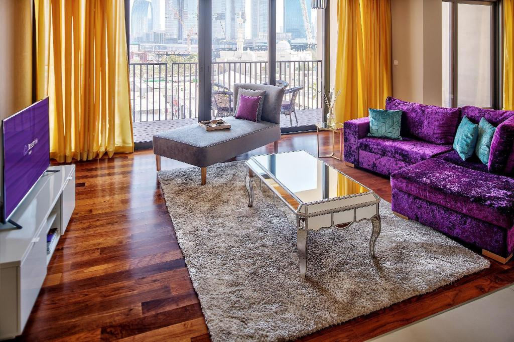 Dream Inn Dubai 4BR Apartment - City Walk Downtown