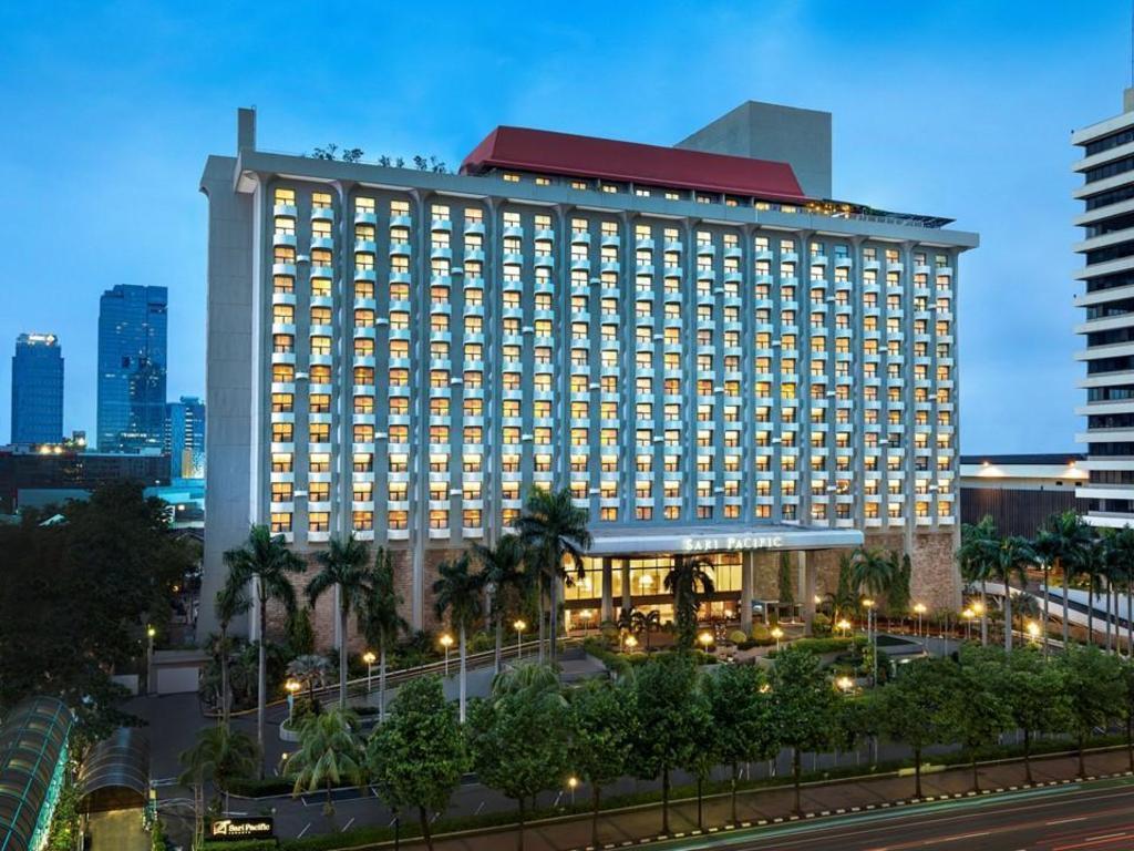 Sari Pacific Jakarta Hotel Deals Photos Reviews