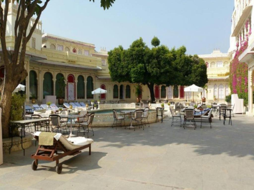 Interior view Shiv Niwas Palace by HRH Group of Hotels