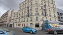 Hotel At Gare du Nord