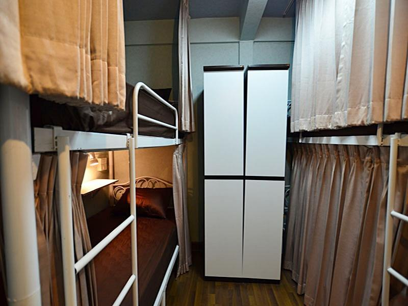 Female Dormitory 4-Bed with Air Conditioning