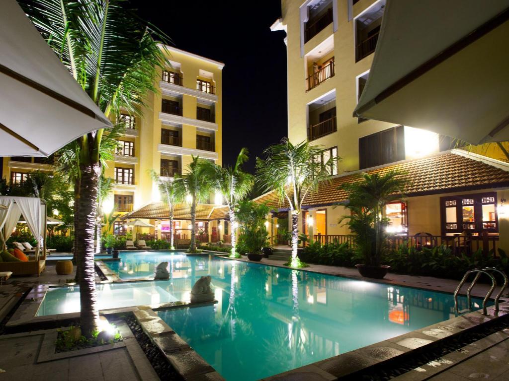 Swimming Pool Essence Hoi An Hotel Spa
